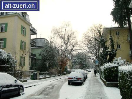 Gang dur Alt-Züri: Die Englischviertelstrasse