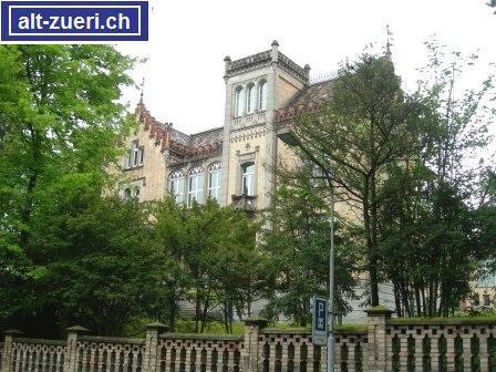 Villa Falkenstein dur alt züri das wohn und bürohaus an der schanzengasse 22